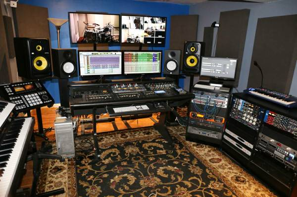 Prescott Studios is the premier recording studio in the DMV area