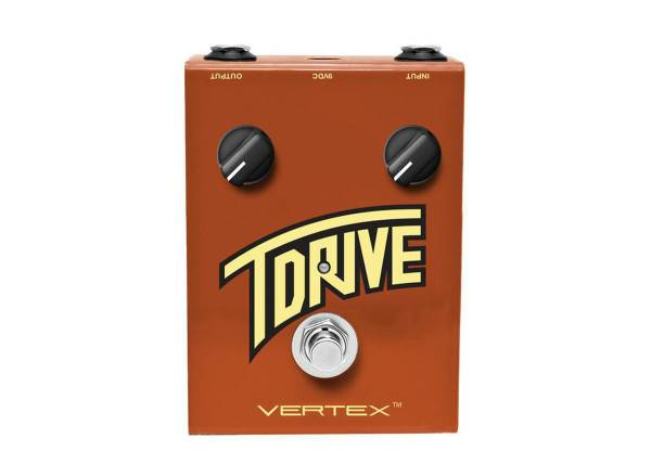 Vertex Effects T Drive Overdrive Guitar Effect Pedal / Stompbox