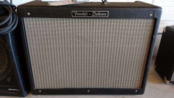Fender Hot Rod Deluxe Amp