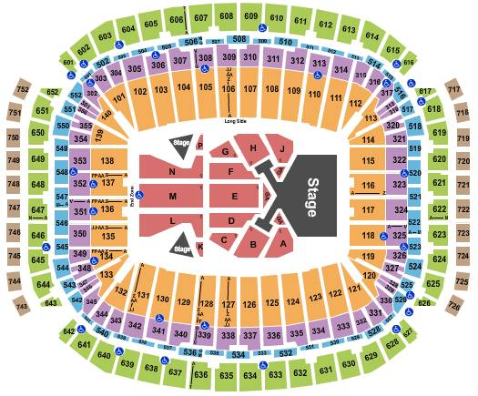 Taylor Swift Tour Tickets NRG Stadium