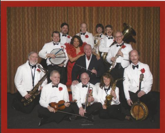 Violinist needed for big band