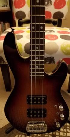 G&L L2000 USA 4 String Bass Guitar