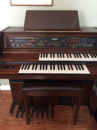 Organ by Lowery