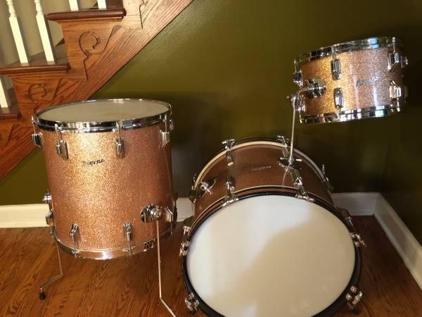 Buying Vintage & Older Drums & Cymbals