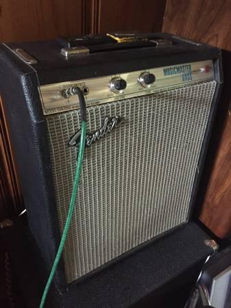 1970 Fender Speaker