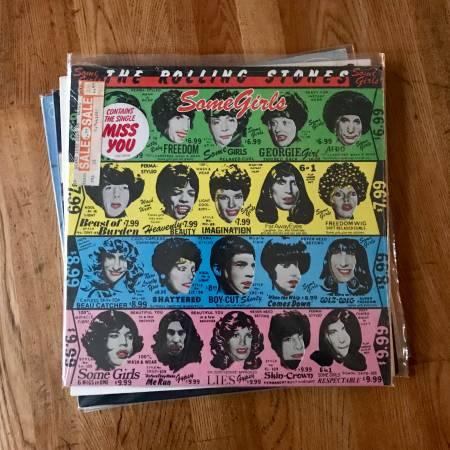 Vintage & Modern Vinyl Records