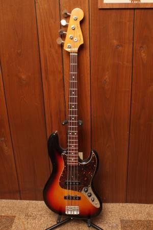 Fender Jazz Bass ('62 Reissue)
