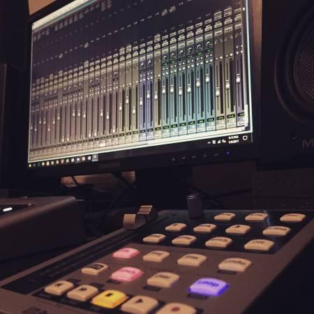 Editing/Mixing/Mastering