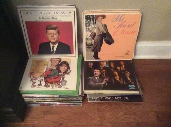 200+ Vintage Records Vinyl Albums '60's '70's '80's