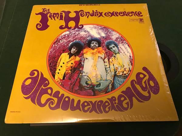 Jimi Hendrix Are You Experienced vinyl LP mint