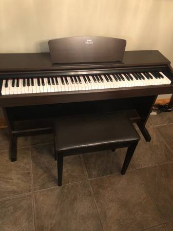 Yamaha YDP 140 Piano… like new