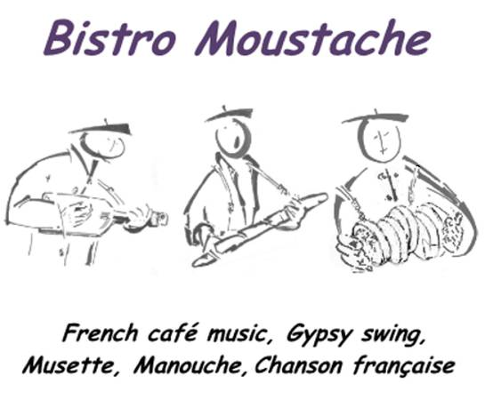 French band for weddings, events: Manouche, Gypsy Swing, Musette