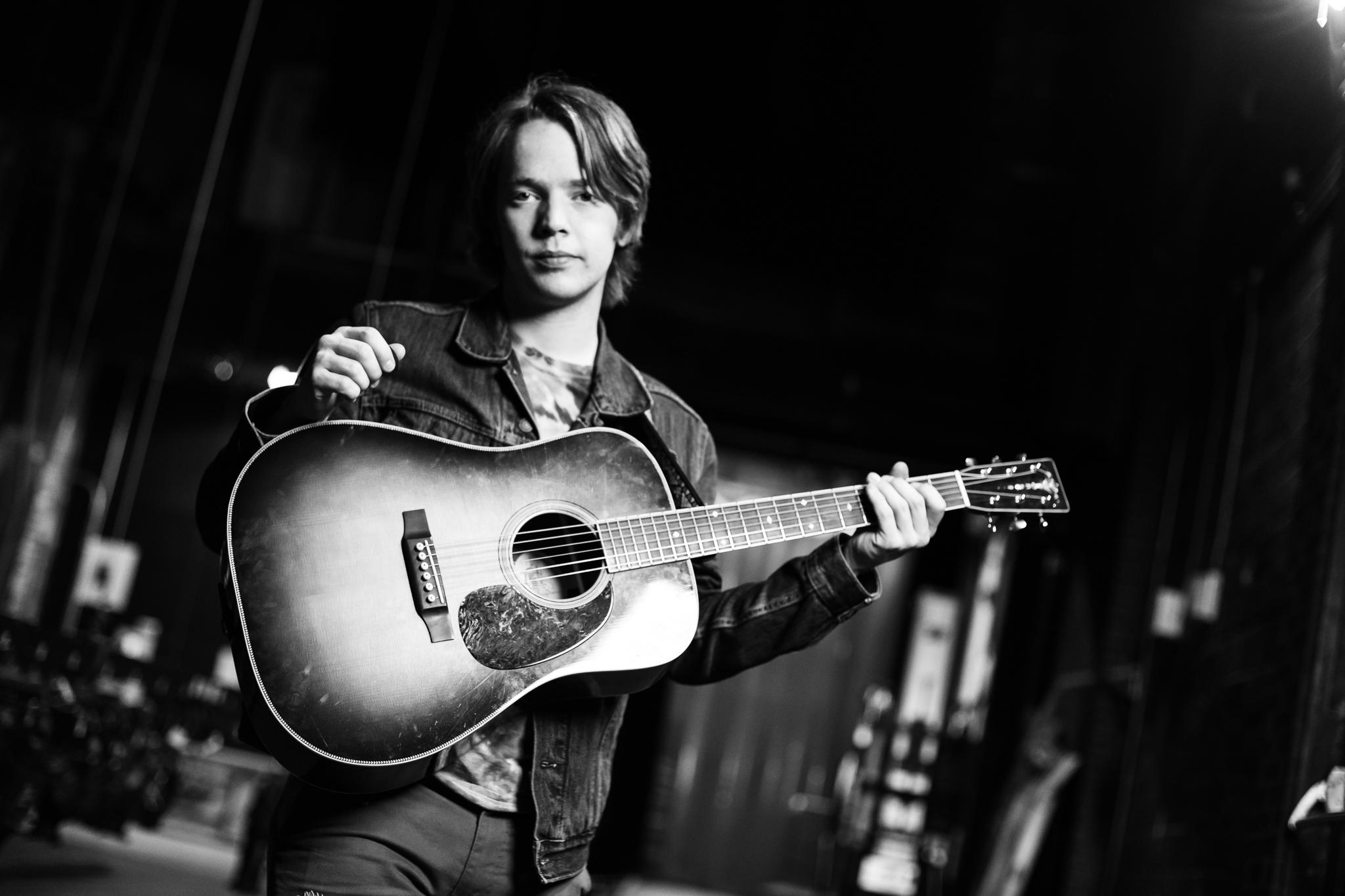 MMS Presents: An Interview With Nashville's Bluegrass Wunderkind Billy Strings
