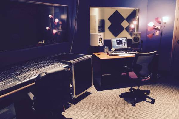 $40/Hour Recording Studio Including Engineer