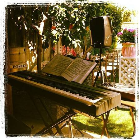 PIANIST~ Available for All Private Events