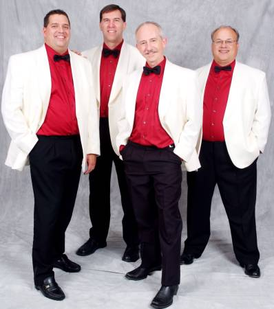Barbershop Quartet Music for Parties, Corporate Functions & Events