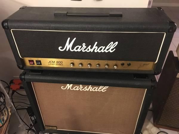 1984 Marshall JCM800 Head