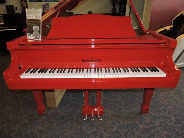 RED Knabe WG-54 Baby Grand Piano