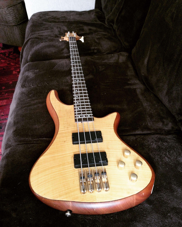 Schecter Diamond Series Bass For Sale