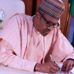 President Buhari Receives The Report Of The Presidential Panel On The Reform Of SARS