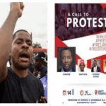 Activist Deji Adeyanju, others lead #FreeSoworeProtest tomorrow in Abuja