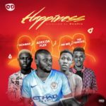 [Music] Adex Da Flex X Mr Bee X Mohbad X Teefamous – Happiness