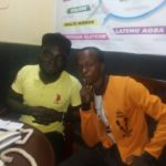 Omo Mummy get back from radio station at Ibadan after interview (See picture and video)