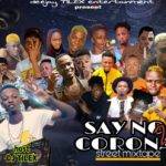 HOT MIX: DJ Tilex – Say No To Coronavirus Mixtape