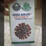 OOU Ago Iwoye produces Anti Covid-19 Herb, Awaits NAFDAC Approval