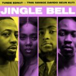 Tunde Ednut – Jingle Bell feat. Davido, Tiwa Savage & Seun Kuti