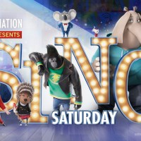 MMT Recommends: SING Saturday - Free Screening Thanksgiving Weekend (nationwide)
