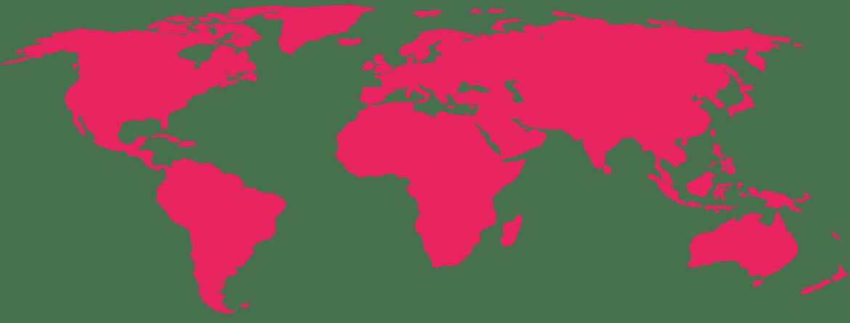 Pretty nince Worldwide map