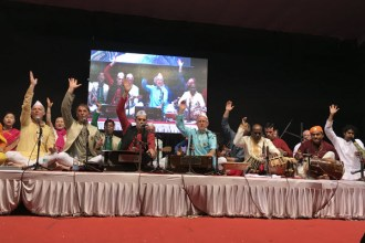 Music of Joy's India Tour – December 2016 to January 2017