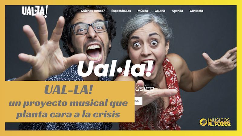 UALLA! un proyecto musical que planta cara a la crisis