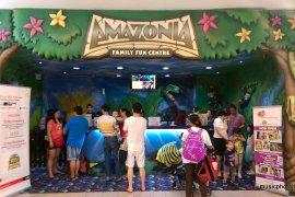Entrance of Amazonia Fun Singapore