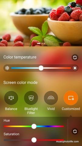 ASUS Zenfone 2 screenshot Splendid
