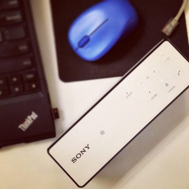 Sony SRS-X33 wireless speaker