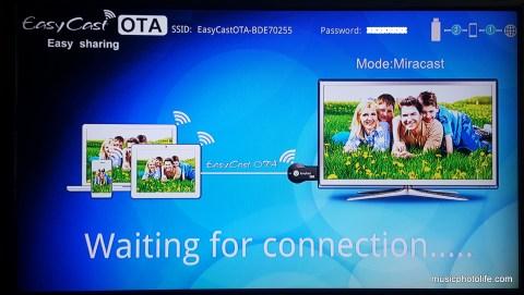 EasyCast OTA: Wireless HDMI Display for Android, iOS, Windows