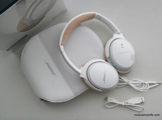 Bose SoundLink headphones II review by musicphotolife.com
