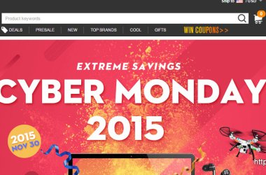 GearBest Cyber Monday Sale