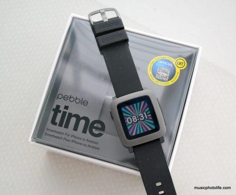 Pebble Time