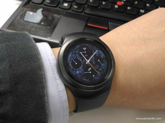 Samsung Gear S2 review by musicphotolife.com