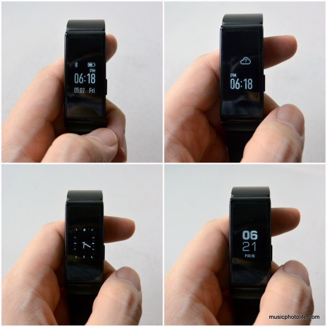 Huawei Talkband B2 review by musicphotolife.com