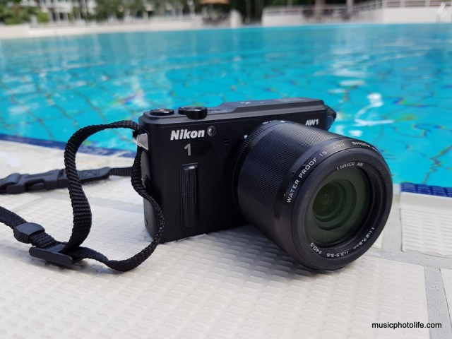 Nikon AW1 review by musicphotolife.com