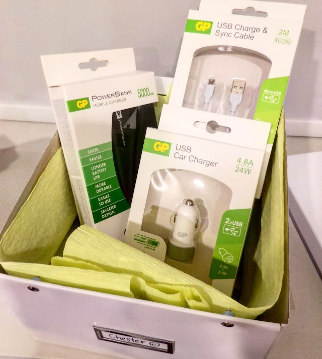 GP New PowerBanks and Smart On-The-Go Accessories
