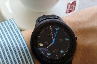 NO.1 D5 smartwatch review by musicphotolife.com