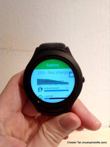 NO.1 D5 smartwatch review by musicphotolife.com