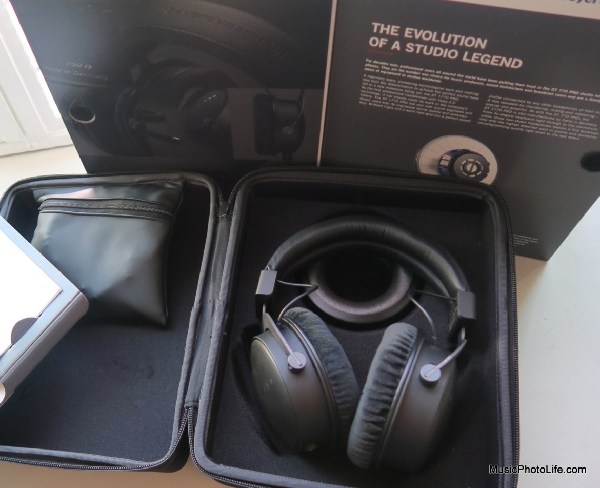 Beyerdynamic DT 1770 PRO in box