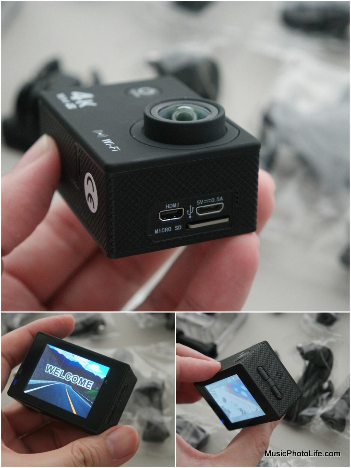 XDC V3 Sports Camera details