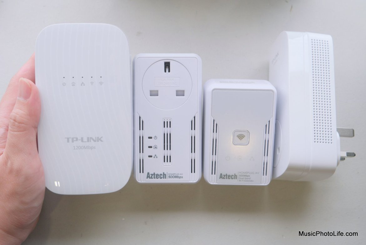 TP-LINK TL-WPA8730 KIT review by musicphotolife.com